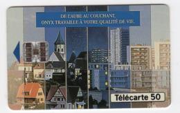 FRANCE EN948 ONYX 50U Date 05/94 Tirage 1879 Ex - Privadas