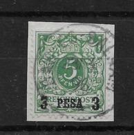 Sello De Ostafrika Nº Michel 3 O Valor Catálogo 35.00€ - Colonia: Africa Oriental