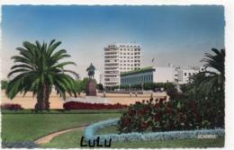 MAROC : Casablanca La Place Lyautey ; édit. La Cigogne N° 95 101 68 - Casablanca