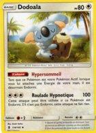 Carte Pokemon 114/145 Dodoala 80pv 2017 - Pokemon