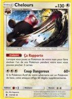 Carte Pokemon 113/145 Chelours 130pv 2017 - Pokemon