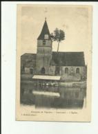 52 - Haute Marne - Vouécourt Près De Vignory - L'église- Bateau Lavoir - Lavandières - - Sonstige Gemeinden
