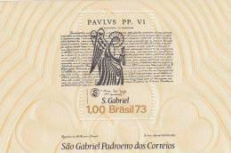 Brasil HB 31 - Blocks & Sheetlets