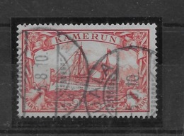 Sello De Camerún Nº Michel 16 O Valor Catálogo 13.00€ - Colonia: Camerún