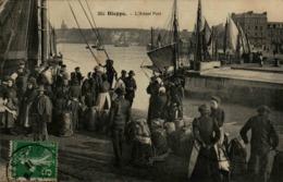 76 - DIEPPE - L'Avant-Port - Dieppe