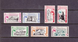 LUNDY COLLECTION.1929-1954 SET OF 7. MOUNTED MINT.. - Europe (Other)