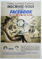 Flyers Le Comptoir De La Bd Dessinateur Inconnu - Objets Publicitaires