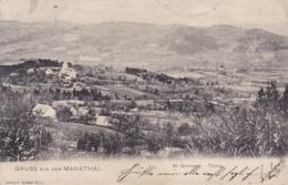 Sankt Gotthard (Texingtal) * Mankthal, Gesamtansicht * Österreich * AK1397 - Melk
