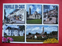 76 Fauville En Caux - Francia