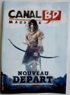 CATALOGUE CANAL BD N°128 THORGAL VIGNAUX RIFF REB'S PUB Astérix - Autres