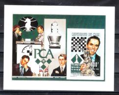 Mali  -   1995. Gary Kasparov. Fresh MNH Imperf. Sheet - Scacchi