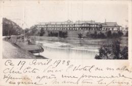 Nara Hotel Miyanoshita Circulée En 1923 Voir Verso - Autres