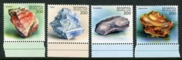 BELARUS 2000 Minerals MNH / **.  Michel 388-91 - Belarus