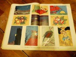 1933 Numéro 293 (L'ARTISAN PRATIQUE) 10 Modèles  De Cartes Postales En Bois Pyrogravé,teinté En Couleurs Pour Bois;etc - Home Decoration