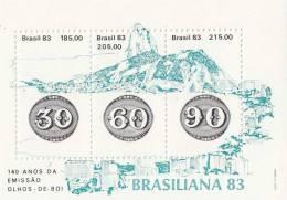 Brasil Hb 54 - Blocks & Sheetlets