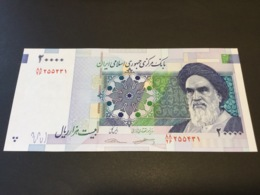 IRAN P153b 20.0000 Or 20000 Rials 2014 Signature 31 Issued 2018 UNC. - Iran
