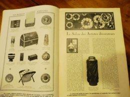 1934 Numéro 302 (L'ARTISAN PRATIQUE)  Le SALON Des Artistes Décorateurs ; Divers Décors; Etc - Home Decoration