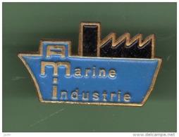 MARINE INDUSTRIE *** 1064 - Barcos