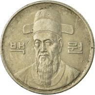 Monnaie, KOREA-SOUTH, 100 Won, 1989, TB+, Copper-nickel, KM:35.2 - Korea, South