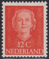 Nederland      .  NVPH     .     521     .    **     .    Postfris     .   /   .  MNH - Periodo 1949 - 1980 (Giuliana)