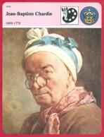 Jean Baptiste Chardin. Peintre. Mouvement Rocaille. Natures Mortes. XVIIIe Siècle. - Historia