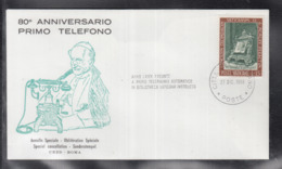2020 ) Free Shipping To //  Beautiful Cover Of The Vatican In 1966  Worth Watching Safely  (3) - FDC