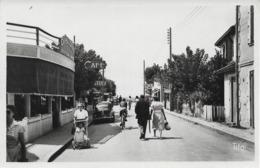Cpsm Neuve Avenue Du General De Gaulle - Andernos-les-Bains