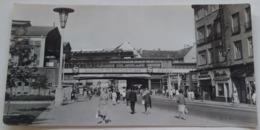 Germany Allemagne Deutschland Berlin Bahnhof Friedrichstrasse DDR 1965 10x20cm - Mitte