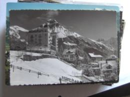 Zwitserland Schweiz Suisse OW Engelberg Hotel Edelweiss - OW Obwalden