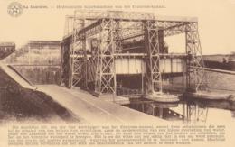 La Louviere, Hydraulische Hijsmachine Van Het Centrum Kanaal (pk62078) - La Louvière