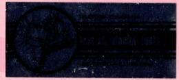 Sticker - Huis Ch. BLOCKX FOETS - Hoevestraat 5 Paal - Stickers