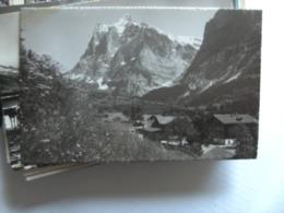 Zwitserland Schweiz Suisse BE Grindelwald Gasthaus Fiescherblick - BE Berne