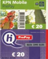 HOLANDA (PREPAGO). Hi Beltegoed. 12/05. KPN-GSM-1007B. (035). - [3] Tarjetas Móvil, Prepagadas Y Recargos