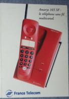 Petit Calendrier De Poche 1997  France Telecom  Amarys 165 SF - Calendars