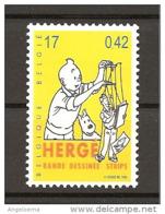 BELGIO - 1999 TINTIN Fumetto Belga Disegnato Da Hergè Nuovo** MNH - Comics
