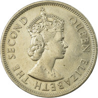 Monnaie, Hong Kong, Elizabeth II, Dollar, 1975, TTB, Copper-nickel, KM:35 - Hongkong