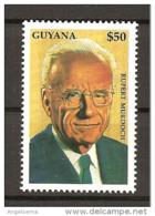 GUYANA - 2000 RUPERT MURDOCH Editore E Produttore Televisivo Nuovo** MNH - Altri
