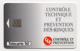 FRANCE EN927 CEP Contrôle Et Prévention 50U Date 04/94 Tirage 2200 Ex - Privadas