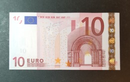 10 EURO 2002 Austria Trishe F011 D1 UNC - EURO