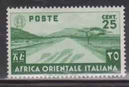 ITALIAN EAST AFRICA Scott # 7 MH - Italian Eastern Africa