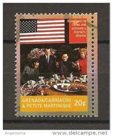 GRENADA/CARRIACOU - 2000 Visita In Cina Del Presidente NIXON Nuovo** MNH - Altri