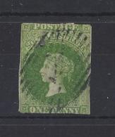 """AUSTRALIA....  """"  SOUTH AUSTRALIA...""""QUEEN VICTORIA...(1837-01)...1d....SG6...(CAT £650....)....USED... - Oblitérés"""