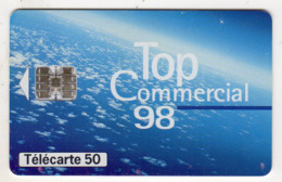 FRANCE EN1678 EDF Top Commercial 98 50U Date 12/97 Tirage 2700 Ex - Frankreich