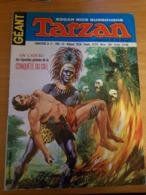 BD Tarzan Géant Edgar Rice Burroughs N°11 1972 - Tarzan