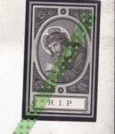 Juliaan Fassell-Swaels, Geboren Langemarck 1899, Overleden 1920 - Avvisi Di Necrologio