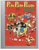 Pim Pam Poum N°58 Pipo  6 Qui Va à La Chasse - L'homme Invisible - Bataille Navale De 1966 - Magazines Et Périodiques