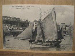 BELLE-ILE-EN-MER  Port De Palais - Belle Ile En Mer