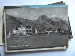 Zwitserland Schweiz Suisse GR Kulm Hotel Maloja - GR Grisons
