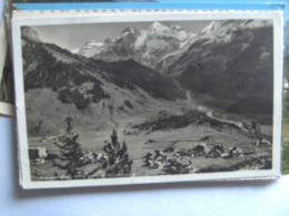 Zwitserland Schweiz Suisse BE Kandersteg Im Blümlisalp - BE Berne