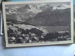 Zwitserland Schweiz Suisse BE Beatenberg Schön Und Alt - BE Berne